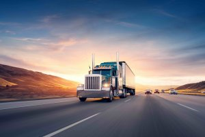 courier trucking service